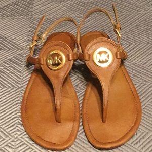 Micheal Micheal Kors sandals.